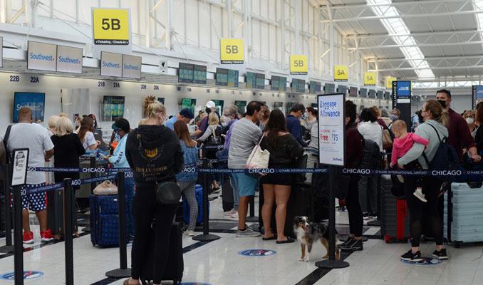 Southwest Airlines'ta kriz büyüyor: 2 binden fazla uçuş iptal