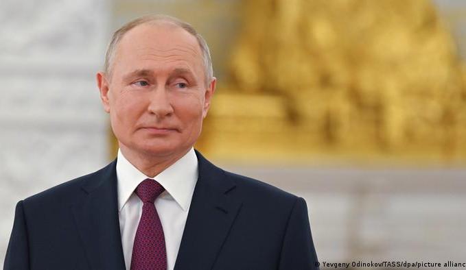 Putin'den kripto para açıklaması
