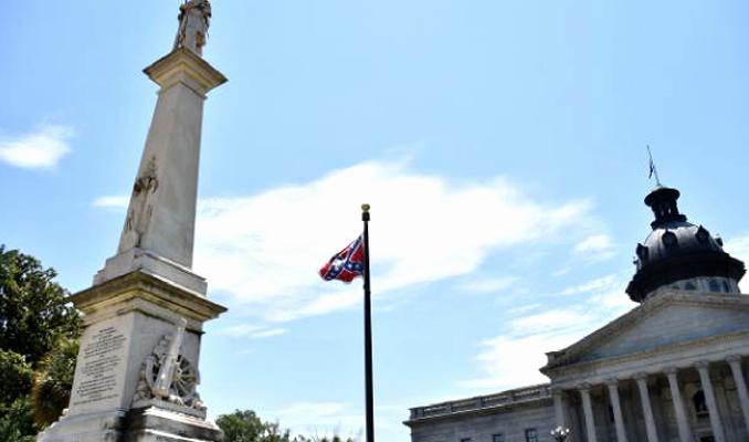 ABD'deki konfederasyon anıtlarıyla ırkçı saldırılar arasında bağlantı