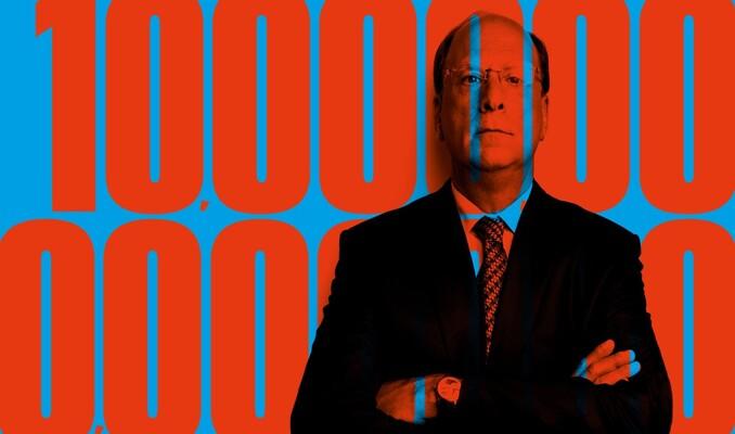 Wall Street'in 10 trilyon dolarlık kralı