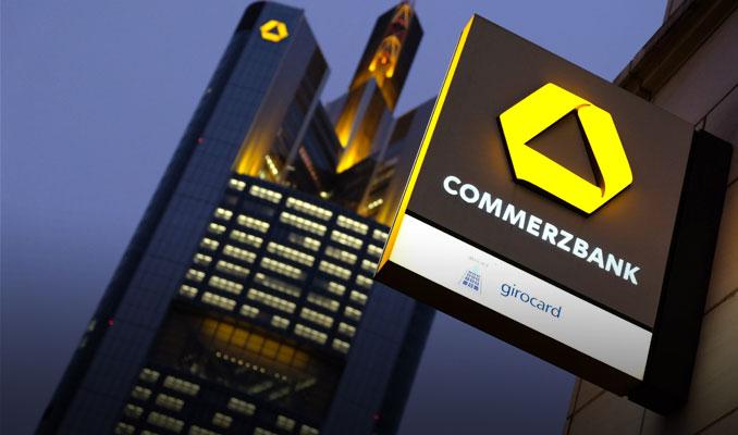 Commerzbank'tan dördüncü çeyrek zararı 3,3 milyar dolar