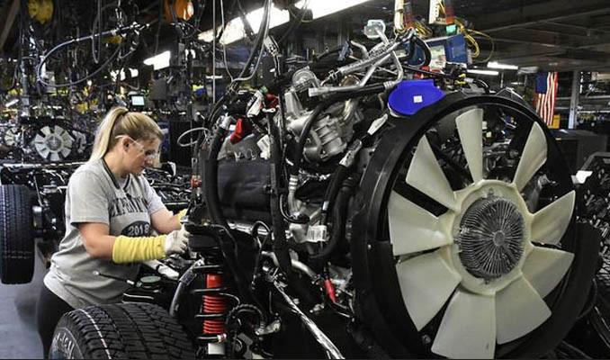 Euro Bölgesi imalatı toparlanıyor