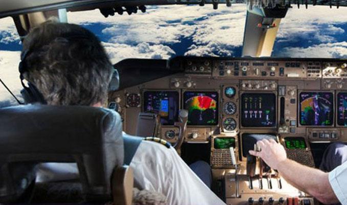 Pilotları şok eden iflas!