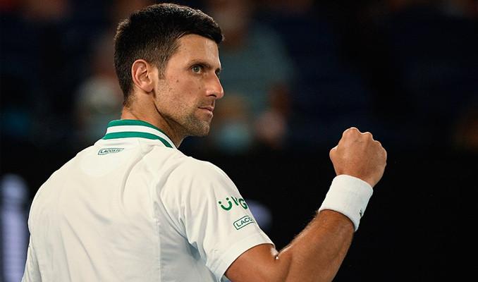 Avustralya Açık'ta tek erkeklerde şampiyon Djokovic oldu