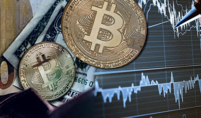 Bitcoin 50 bin dolarda tutunmaya çalışıyor