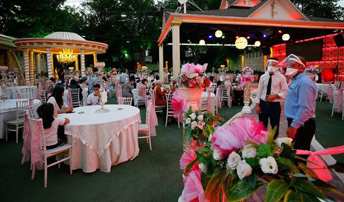 Düğünlere 'gizli davetli' denetimi