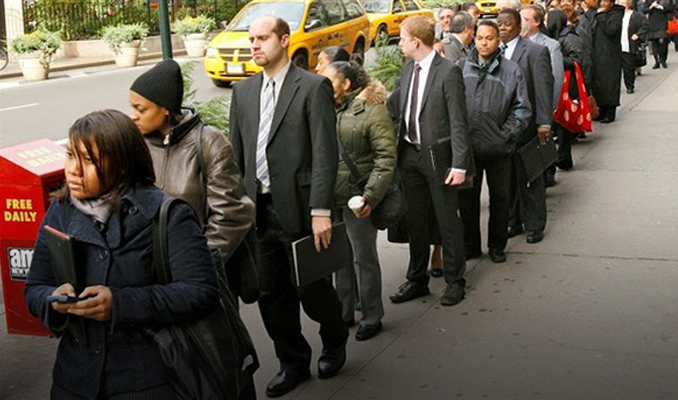 ABD'de işsizlik maaşı başvuruları beklentiler üstünde