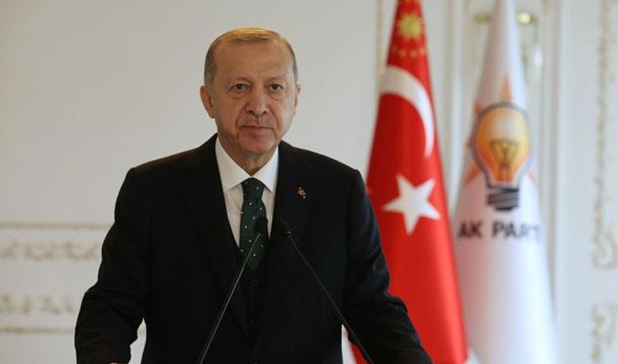 Erdoğan: Hedef ilk 10 ekonomi arasına girmek