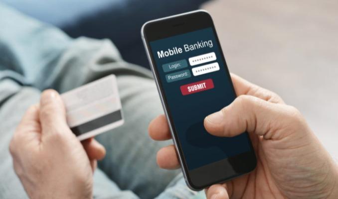 Mobil bankacılık büyümeye devam ediyor