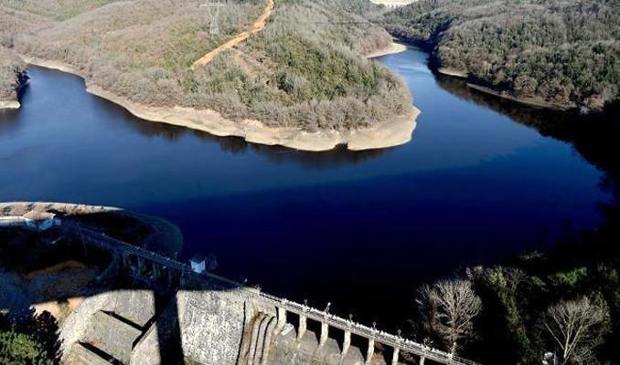 İstanbul barajlarındaki su seviyesi yüzde 70'i aştı
