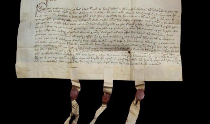 Ortaçağ'da avukatların sahteciliği önleme yöntemi