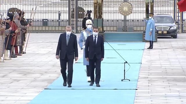 Libya Başbakanı Dibeybe Türkiye'de