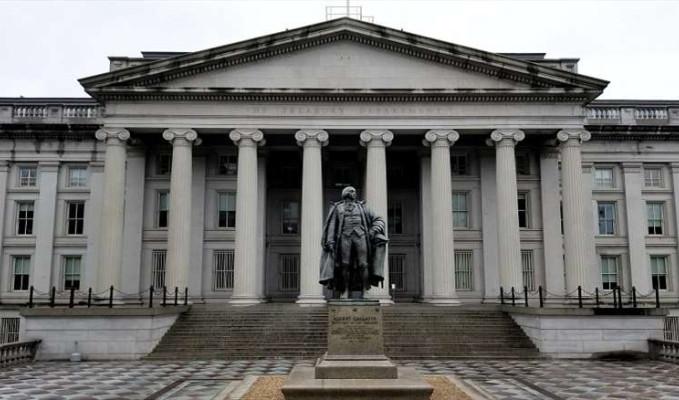 ABD bütçesi martta 660 milyar dolar açık verdi