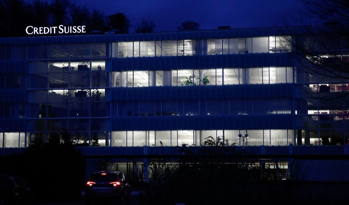 Credit Suisse'in kurtuluş hamlesi