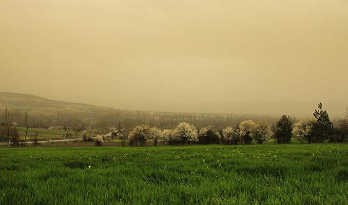 Meteoroloji'den 7 il için toz taşınımı uyarısı