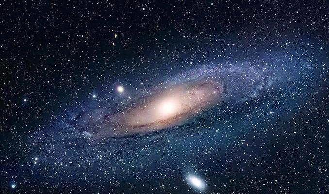 Gökbilimciler mavi yıldızlardan oluşan devasa bir yapı keşfetti
