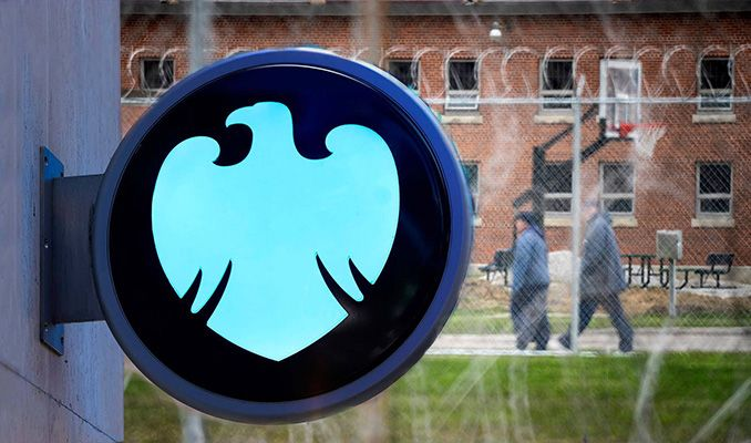 Cezaevi inşaatına kredi Barclays'in başını belaya soktu