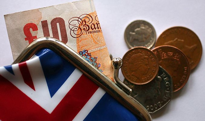İngiltere'de TÜFE, martta yüzde 0,7 arttı
