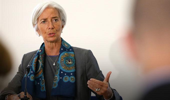 Lagarde: Avrupa Kurtarma Fonu şart