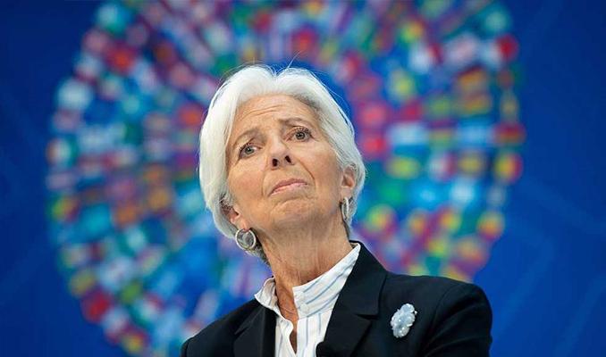 Lagarde: Ekonomik toparlanma 2022'nin sonlarında