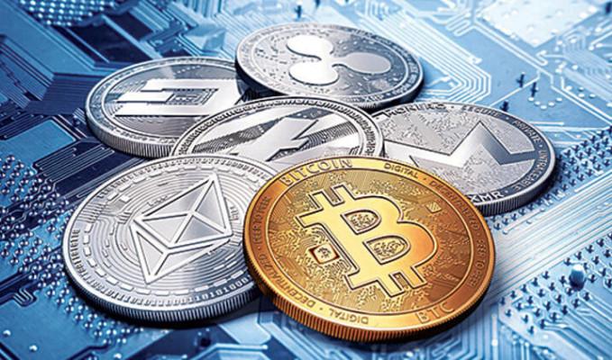 Eve kapanan gençler kripto paraya yöneldi
