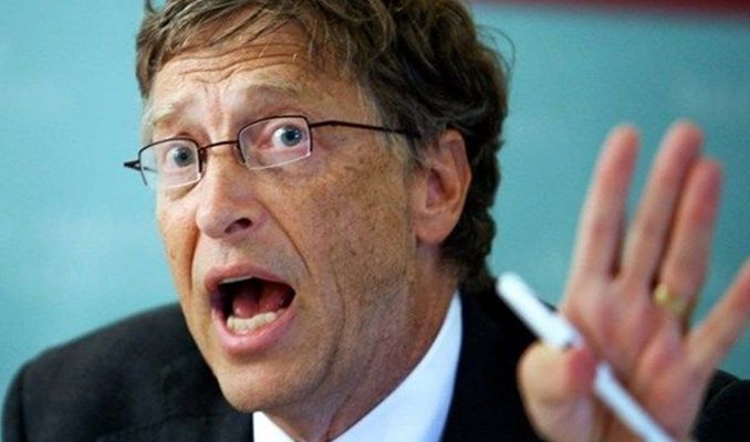 Bill Gates: Fakir ülkelerin aşılanması 10 yıla tamamlanır