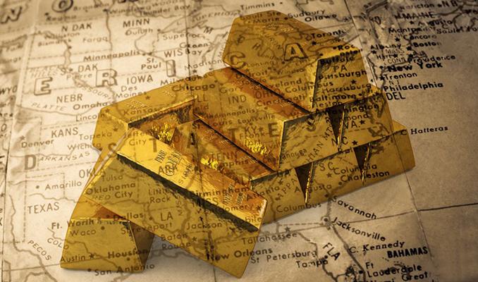 Altının kilogramı 454 bin 800 liraya yükseldi