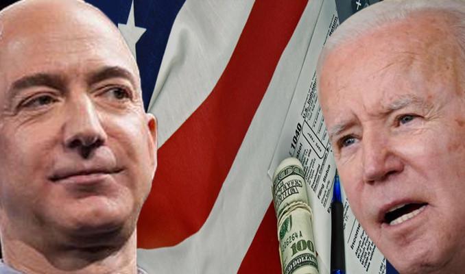 Biden'ın vergi artırımına Bezos'dan destek!