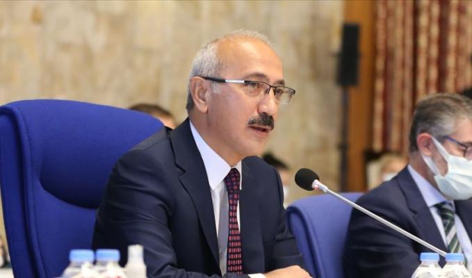 Bakan Elvan, G-20 Bakanlar toplantısına katıldı