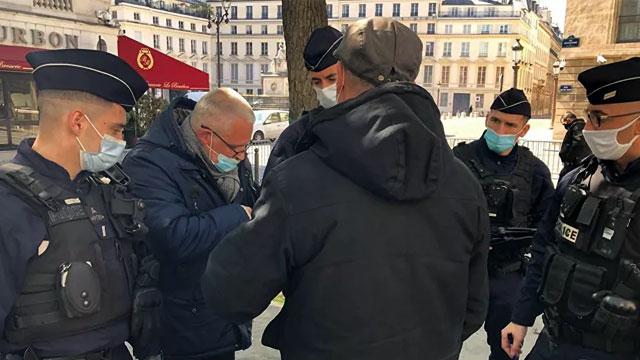 Fransa meclisinde skandal!