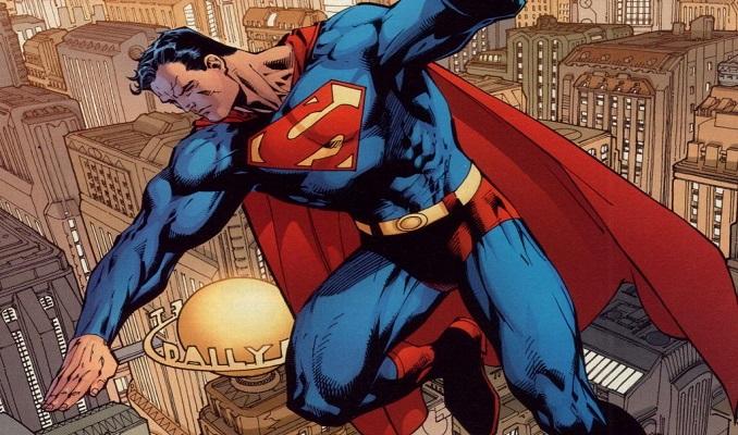Süpermen çizgi romanına rekor fiyat