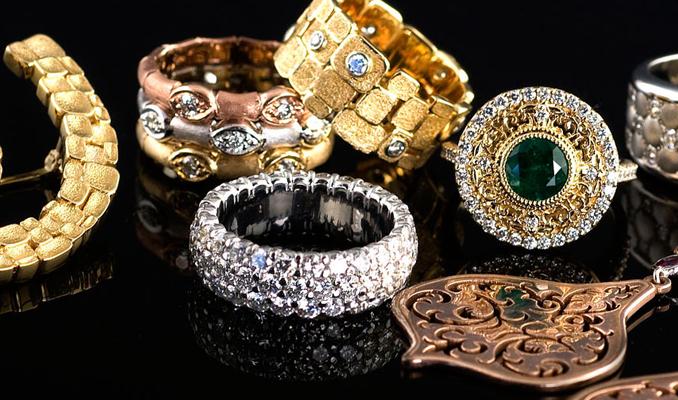 Mücevher ihracatı mart ayında arttı