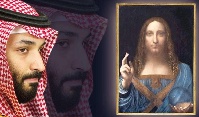 Suudi Prens Selman'a milyarlık Da Vinci şoku!