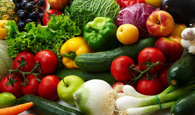Meyve ve sebzelerde 'pestisit' tehlikesi
