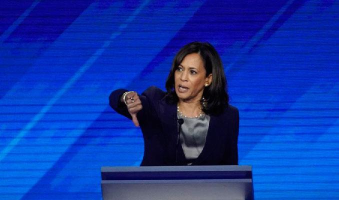 Harris: Artık petrol değil su için savaşacağız