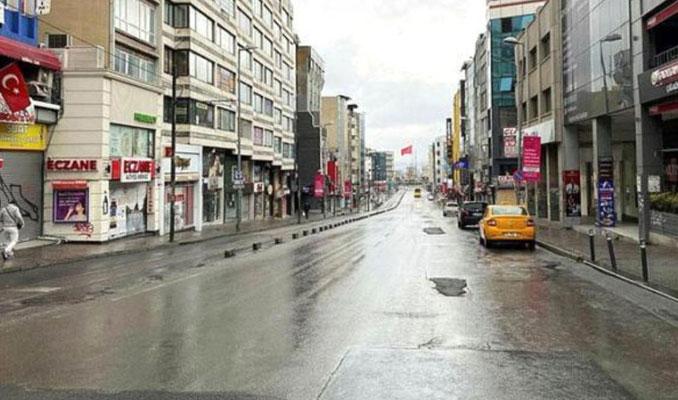 Ülke genelinde 58 ilde sokağa çıkma yasağı başladı