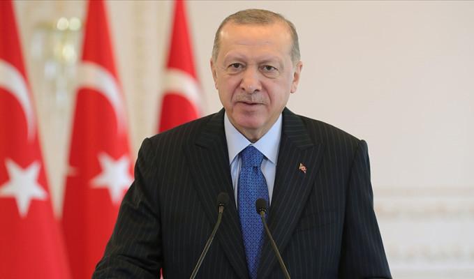 Erdoğan: Güzel günler bizi bekliyor