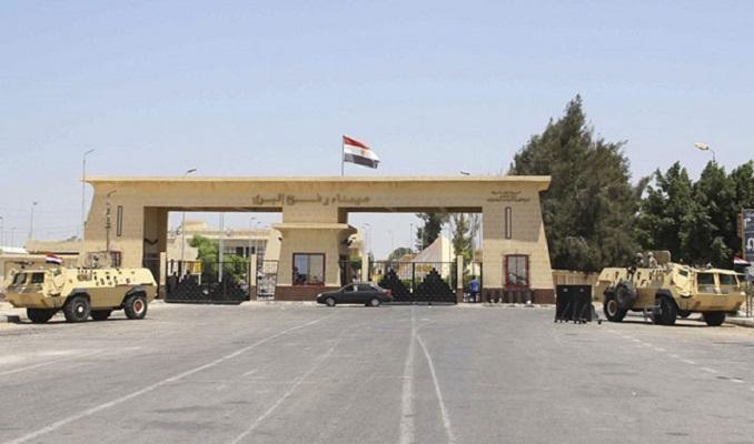 Mısır, Filistinli yaralılar için sınır kapısını açtı