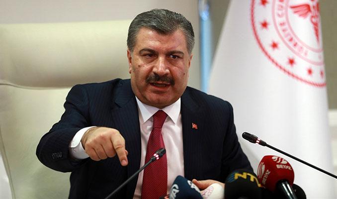 Sağlık Bakanı Koca'dan vaka sayısı açıklaması: 10 binin altına düştü
