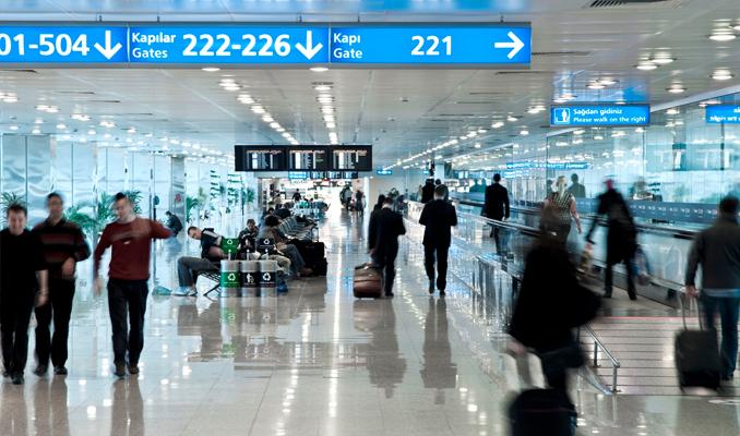 Havalimanlarında 'obezite' önlemi! Yolcuların ağırlıkları tartılacak