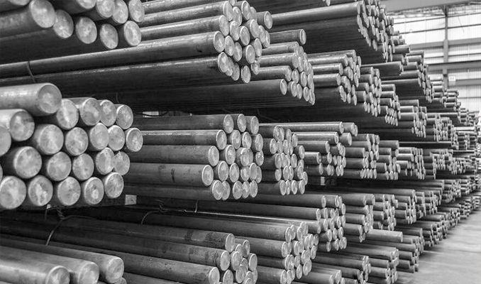 Müteahhitlerin inşaat demiri isyanı