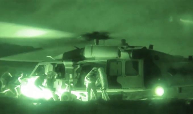 Kuzey Irak'taki terör inleri imha ediliyor