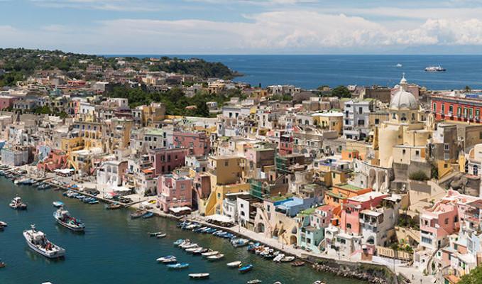İtalya'da koronasız ada