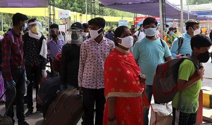 Hindistan'da Kovid-19 vaka sayısı 20 milyonu geçti