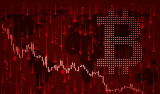 Bitcoin için düşüş tahmini
