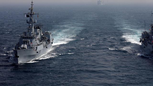 Pakistan ve ABD'den ortak askeri tatbikat