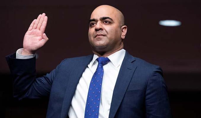 ABD'de Senato tarafından atanan ilk Müslüman bölge yargıcı