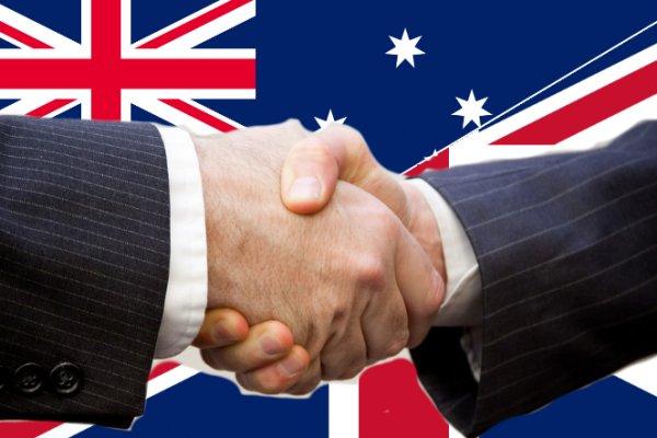 İki ülke arasında serbest ticaret anlaşması