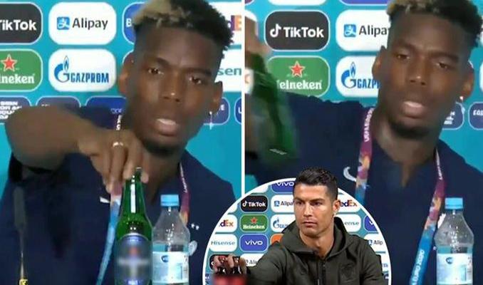 Ronaldo 4 milyar dolar zarar ettirmişti ! İkinci hareket Pogba'dan