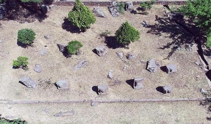 518 heykel açık havada sergileniyor